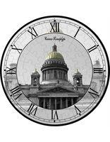 """Пазл-часы """"Исаакиевский собор"""" (61 элемент)"""