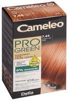 """Краска для волос """"Cameleo Pro Green"""" (тон: 7.44, рыжий)"""