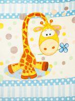 """Плед """"Жираф"""" (120х88 см)"""