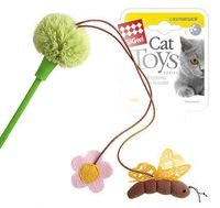 Дразнилка для кошек на стеке (45 см; арт. 75265)