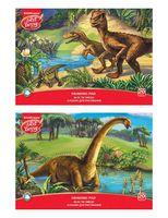 """Альбом для рисования """"Artberry. Эра динозавров"""" (А4; 20 листов)"""