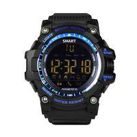 Умные часы Miru EX16 (черно-синие)