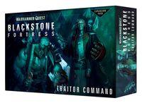 Warhammer Quest. Blackstone Fortress. Traitor Command (дополнение; BF-03-60)