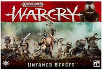 Warhammer Age of Sigmar. Warcry. Untamed Beasts (111-19)