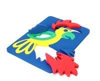 """Развивающая игрушка """"Мозаика. Попугай"""""""