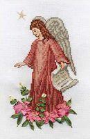 """Набор для вышивания """"Ангел в лилиях"""""""