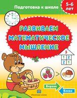 Развиваем математическое мышление. Подготовка к школе