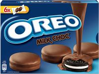 """Печенье """"Oreo. В молочном шоколаде"""" (246 г)"""