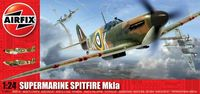 "Истребитель ""Supermarine Spitfire MkIa"" (масштаб: 1/24)"