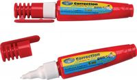Корректор-карандаш с металлическим наконечником (5 мл; морозостойкий)