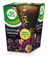 "Ароматизированная свеча Air Wick ""Золотые сезоны. Шоколад"" (155 г)"