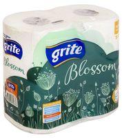 """Туалетная бумага """"Blossom"""" (4 рулона)"""