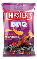"Чипсы картофельные ""Chipster's. Ребрышки барбекю"" (70 г)"