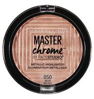 "Хайлайтер для лица ""Master Chrome"" тон: 050, rose gold"