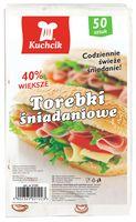Набор пакетов для завтраков (50 шт.; 210х120 мм)