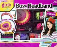"Набор для вязания ""Bow Headband"" (арт. MBK-283)"