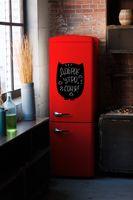 """Магнитно-грифельная доска на холодильник """"Сова"""""""