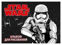 """Альбом для рисования """"Star Wars"""" (А5; 20 листов)"""