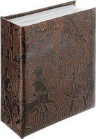 """Фотоальбом """"Egypt Leather"""" (100 фотографий; 10х15 см; светло-коричневый)"""