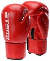 Перчатки боксёрские LTB19009 (8 унций; красные)