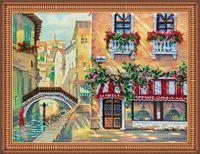 """Вышивка бисером """"Венецианское стекло"""" (420х320 мм)"""