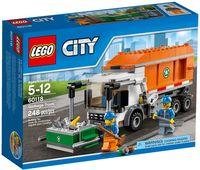 "LEGO City ""Мусоровоз"""