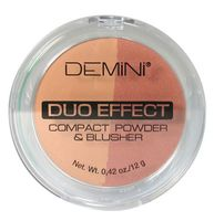 "Пудра-румяна ""Compact Powder Duo Effect"" тон: 25"