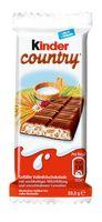 "Шоколад молочный ""Kinder Chocolate. Со злаками"" (23,5 г)"