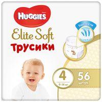 """Подгузники-трусики """"Elite Soft 4"""" (9-14 кг; 56 шт.)"""