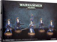 "Набор миниатюр ""Warhammer 40.000. Eldar Dire Avengers"" (новая версия) (46-15)"