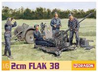 """Боевая машина """"2cm FlaK 38"""" (масштаб: 1/6)"""