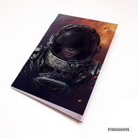 """Блокнот """"Космонавт"""" (А7; арт. 856)"""