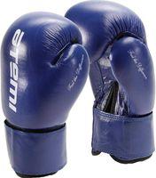Перчатки боксёрские LTB19009 (8 унций; синие)