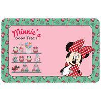 """Коврик под миску """"Minnie and Treats"""" (43х28 см)"""