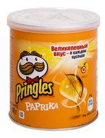 """Чипсы картофельные """"Pringles. Паприка"""" (40 г)"""