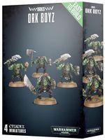 Warhammer 40.000. Orks. Boyz (35-27)