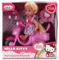 "Кукла""Hello Kitty. Машенька на скутере"""