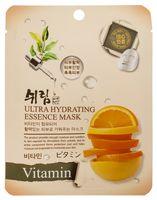 """Тканевая маска для лица """"С витаминами"""" (25 мл)"""