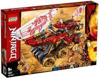 """LEGO Ninjago """"Райский уголок"""""""