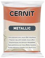 """Глина полимерная """"CERNIT Metallic"""" (бронза; 56 г)"""