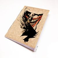 """Блокнот крафт """"Бетмен и Джокер"""" (А7; арт. 046)"""