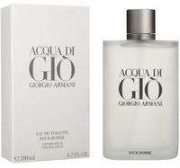 """Туалетная вода для мужчин Giorgio Armani """"Acqua Di Gio"""" (200 мл)"""