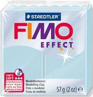 """Глина полимерная """"FIMO Effect"""" (голубой кварц; 57 г)"""