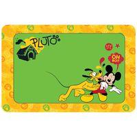 """Коврик под миску """"Pluto and Mickey"""" (43х28 см)"""