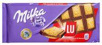 """Шоколад молочный """"Milka. LU"""" (87 г)"""