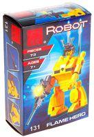 """Конструктор """"Робот-трансформер"""" (73 детали)"""