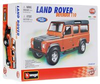"Модель машины ""Bburago. Kit. Land Rover Defender"" (масштаб: 1/32)"