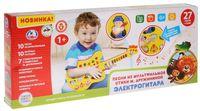 Гитара (со световыми эффектами; арт. B212180-R)