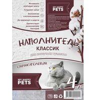 """Наполнитель для кошачьего туалета """"Классик"""" (8 л)"""