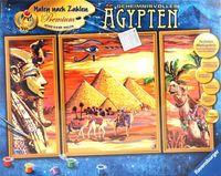 """Картина по номерам """"Египет"""" (500х800 мм)"""